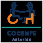 Logo Cocemfe Asturias