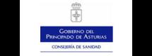 Logotipo Consejería de Salud del Principado de Asturias